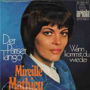 Mireille Mathieu - Der Pariser Tango download free